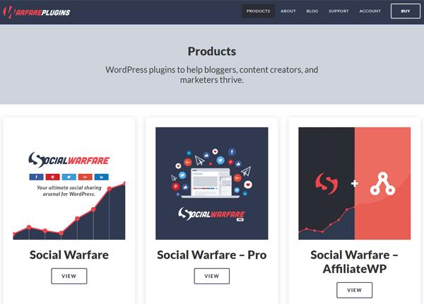 Warfare Plugins Screenshot