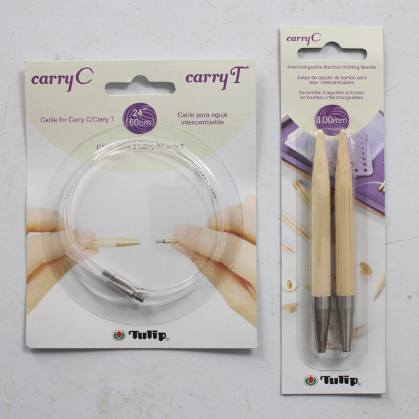 Tulip Interchangeable Needles