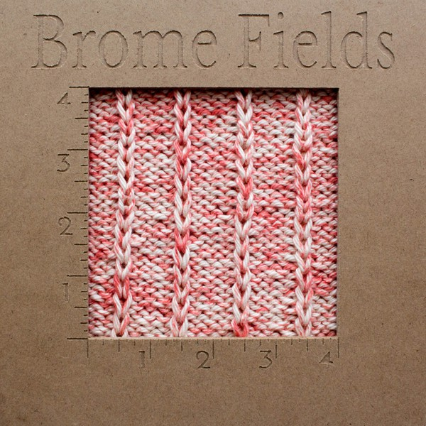 {FREE} Dishcloth Knitting Pattern : DELIGHT : Brome Fields