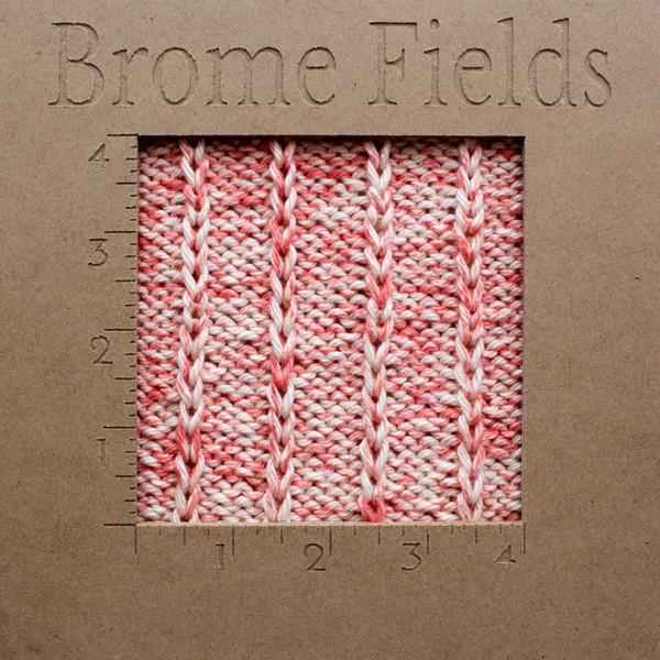 {FREE} Dishcloth Knitting Pattern : DELIGHT : Brome Fields