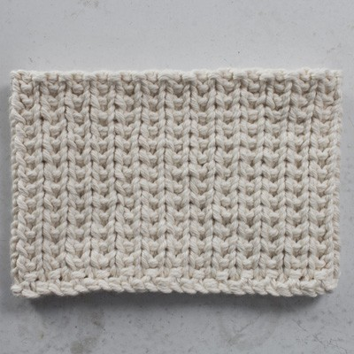 {FREE} Jute Knit Stitch Plant Cozy Knitting Pattern