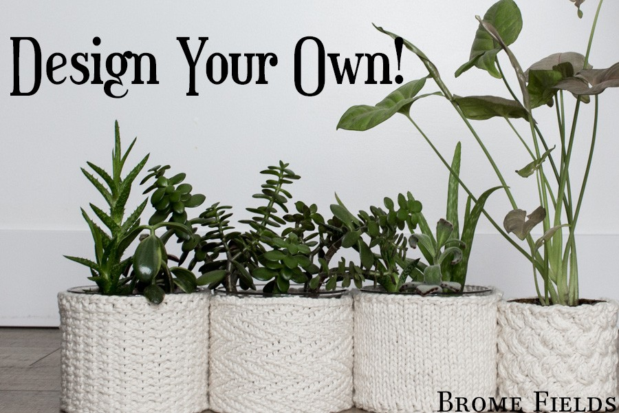 Design Your Own Knitting Pattern!