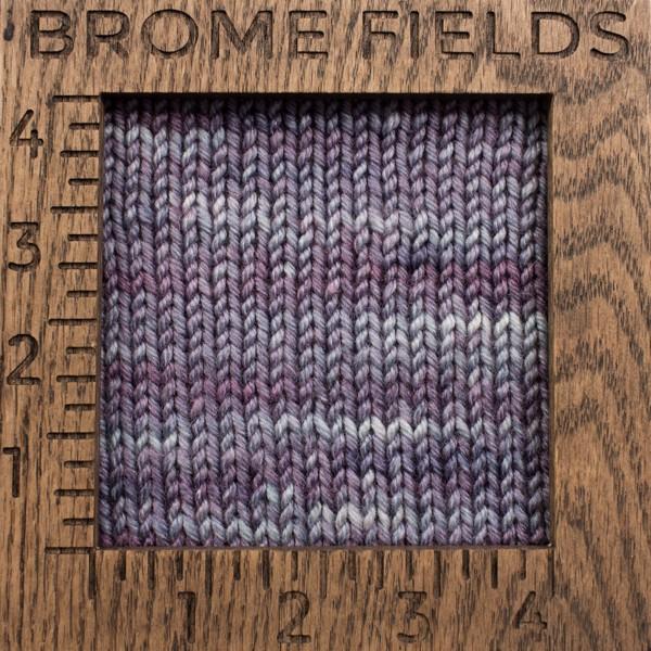 FREE Triangle Shawl Knitting Pattern : Gauge